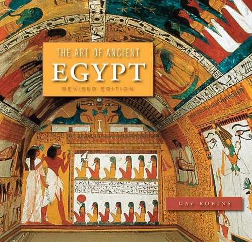 Art of Ancient Egypt  2nd 2008 (Revised) edition cover