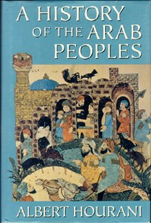 History of the Arab Peoples   1991 edition cover