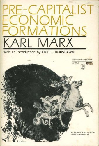Pre-Capitalist Economic Formations  2007 9780717801657 Front Cover