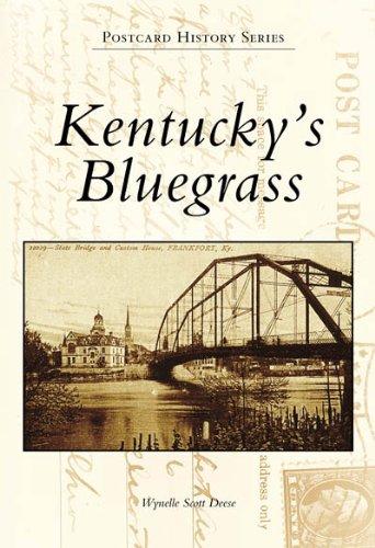 Kentucky's Bluegrass   2000 9780738505657 Front Cover
