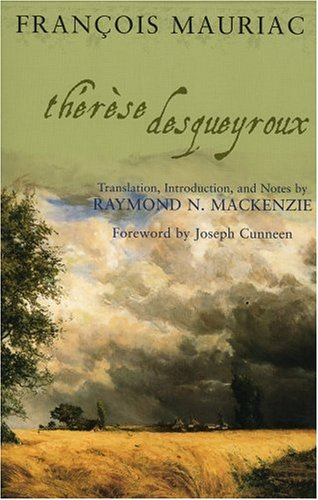Therese Desqueyroux   2005 edition cover