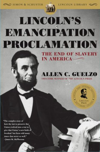 Lincoln's Emancipation Proclamation The End of Slavery in America  2006 edition cover