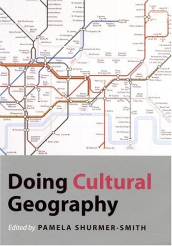 Doing Cultural Geography   2002 9780761965657 Front Cover