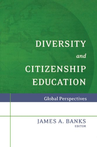 Diversity and Citizenship Education Global Perspectives  2007 9780787987657 Front Cover