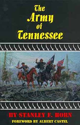 Army of Tennessee   1952 edition cover