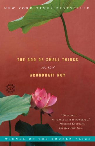 God of Small Things   2008 9780812979657 Front Cover