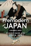 Premodern Japan A Historical Survey 2nd 2014 edition cover