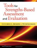 Tools for Strengths-based Assessment and Evaluation:   2012 edition cover