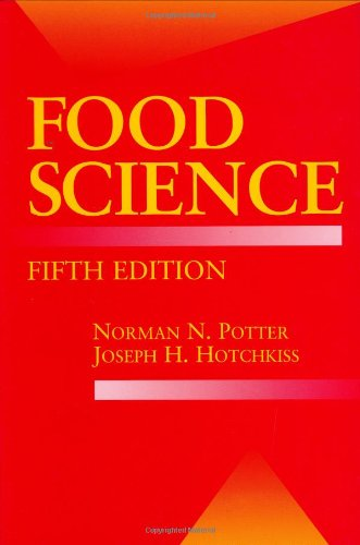 Food Science  5th 1995 (Revised) edition cover
