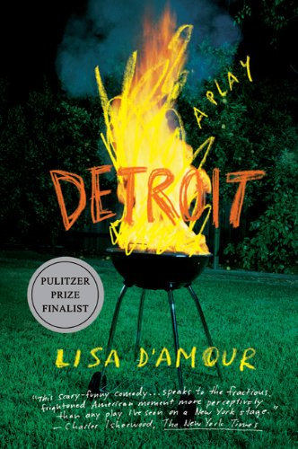 Detroit A Play  2011 edition cover