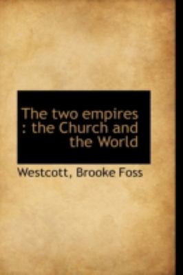 Two Empires The Church and the World N/A 9781113222657 Front Cover