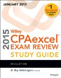 Wiley Cpaexcel Exam Review 2015 Study Guide January: Regulation  2014 9781118917657 Front Cover