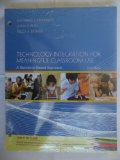 Cengage Advantage Books: Technology Integration for Meaningful Classroom Use  2nd 2014 edition cover