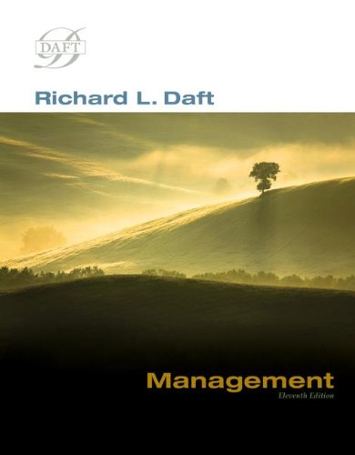 Management:  11th 2013 9781285068657 Front Cover