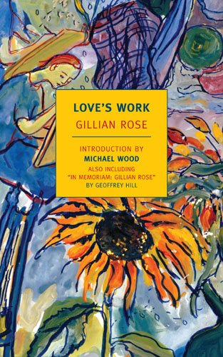 Love's Work   2010 9781590173657 Front Cover