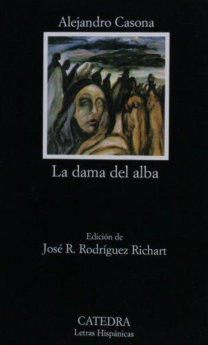 Dama del Alba (The Lady of the Dawn)  16th 1998 edition cover