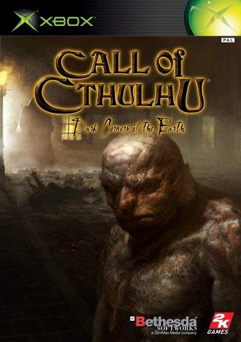 Call of Cthulhu: Dark Corners of the Earth Xbox artwork