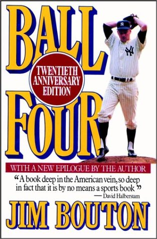 Ball Four  20th 1990 (Revised) edition cover