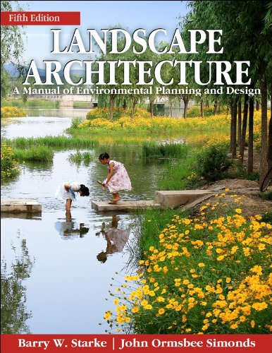 Landscape Architecture: A Manual of Site Planning and Design, Fifth Edition  2013 edition cover