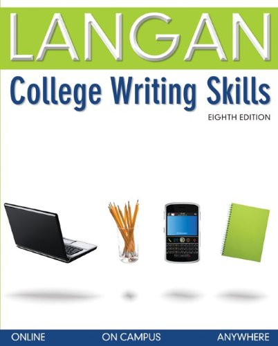 College Writing Skills  8th 2011 edition cover