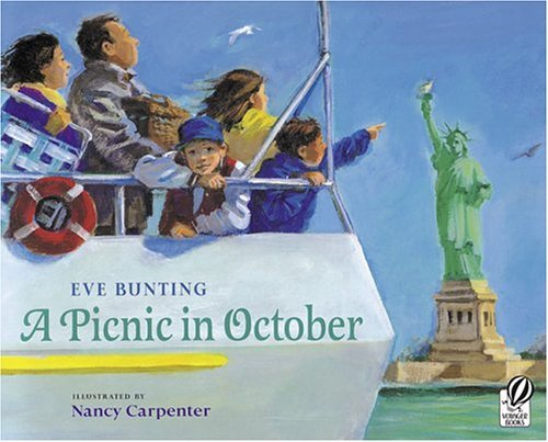 Picnic in October   2011 (Reprint) edition cover