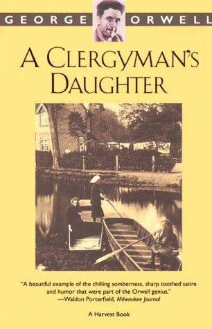 Clergyman's Daughter   1950 (Reprint) edition cover