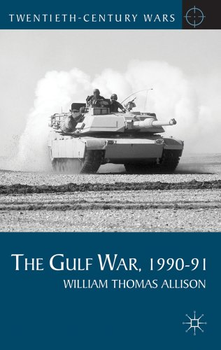 Gulf War, 1990-91   2012 9780230202658 Front Cover