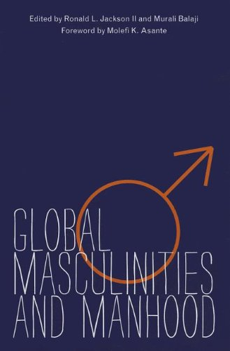 Global Masculinities and Manhood   2013 edition cover