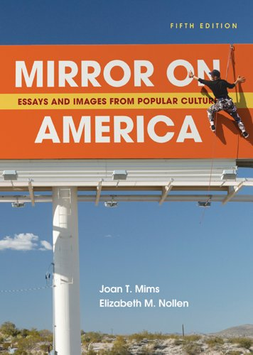 Mirror on America Essays and Images from Popular Culture 5th 2012 edition cover