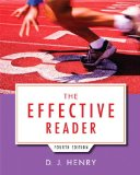 The Effective Reader:   2014 edition cover