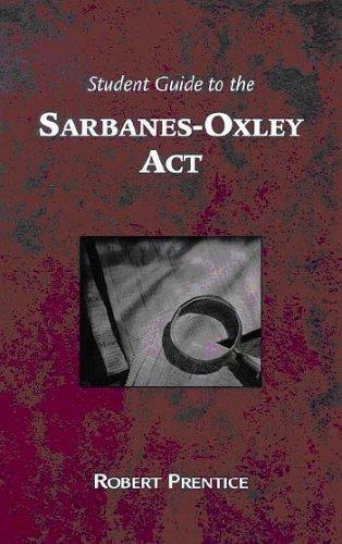 Guide to the Sarbanes-Oxley Act What Business Needs to Know Now That it Is Implemented  2005 edition cover