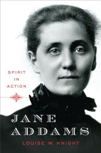 Jane Addams Spirit in Action  2010 edition cover