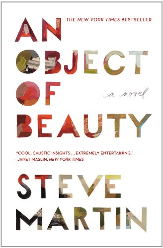 Object of Beauty  N/A edition cover