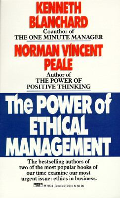 Power of Ethical Management  N/A 9780449217658 Front Cover