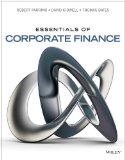 Essentials of Corporate Finance   2014 edition cover