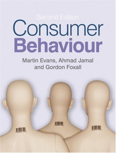 Consumer Behaviour  2nd 2009 edition cover