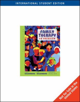 Family Therapy Overview 7th  2009 edition cover