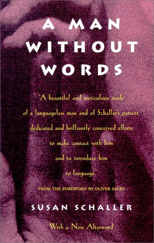 Man Without Words   1995 edition cover