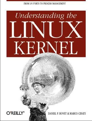 Understanding the Linux Kernel  3rd 2005 (Revised) edition cover