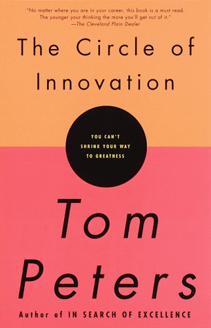 Circle of Innovation You Can't Shrink Your Way to Greatness N/A edition cover
