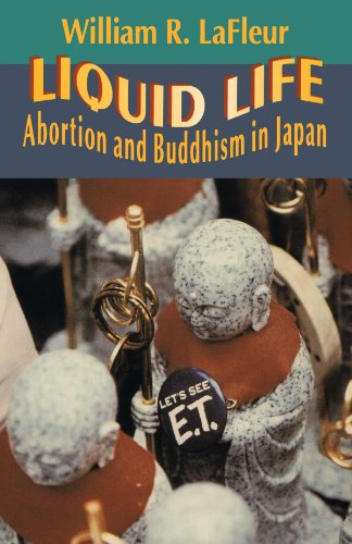 Liquid Life Abortion and Buddhism in Japan  1992 edition cover