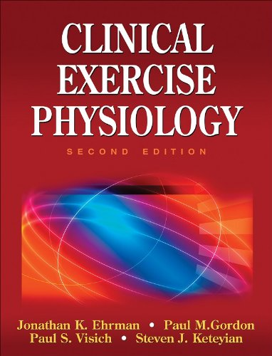 Clinical Exercise Physiology  2nd 2009 edition cover