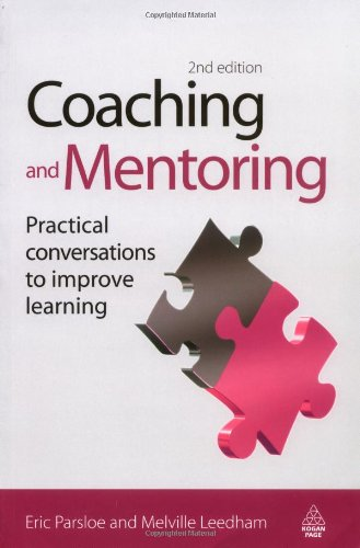 Coaching and Mentoring Practical Conversations to Improve Learning 2nd 2009 edition cover