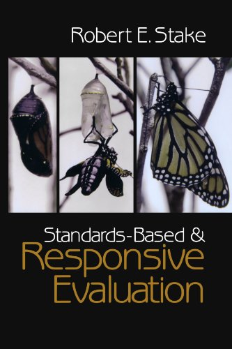 Standards-Based and Responsive Evaluation   2004 edition cover
