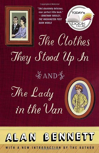Clothes They Stood up in and the Lady and the Van   2002 edition cover