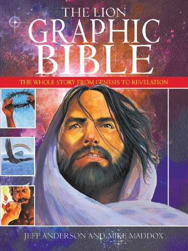 The Lion Graphic Bible: The Whole Story from Genesis to Revelation  2008 edition cover