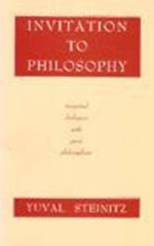 Invitation to Philosophy Imagined Dialogues with Great Philosophers  1994 edition cover