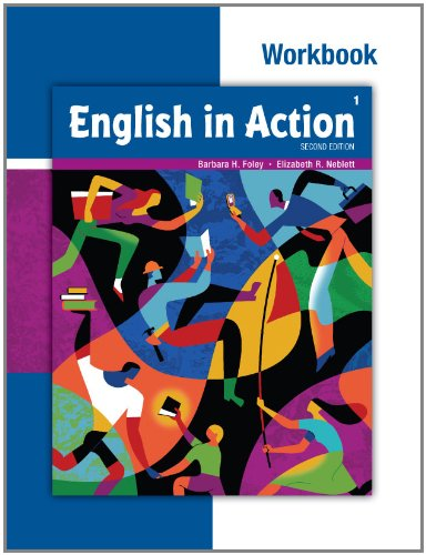 English in Action  2nd 2011 edition cover