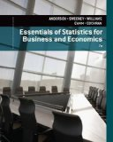 Essentials of Statistics for Business and Economics:   2014 9781133629658 Front Cover