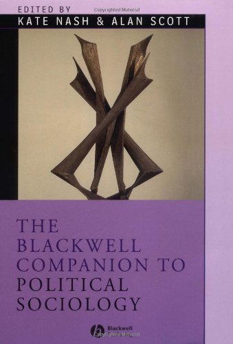 Blackwell Companion to Political Sociology   2004 9781405122658 Front Cover